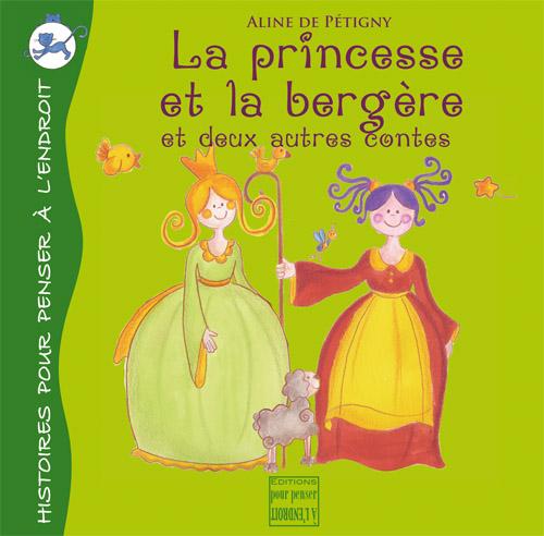 princesse et bergère - Aline de Pétigny