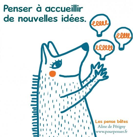 pense bête idees - A. de Pétigny