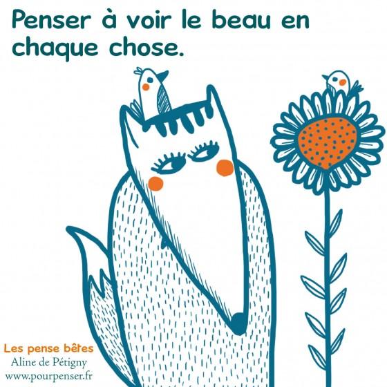 pense bête beau - A. de Pétigny