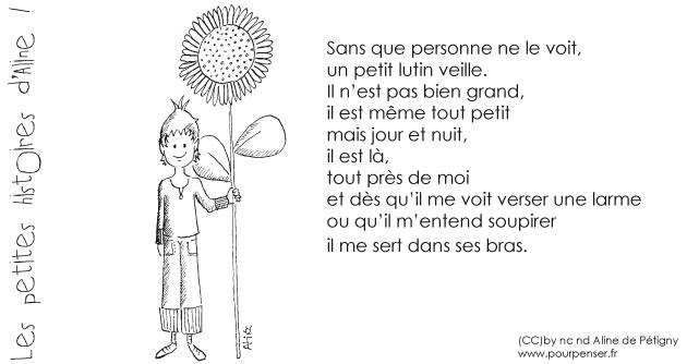Aline de Pétigny - Un petit lutin